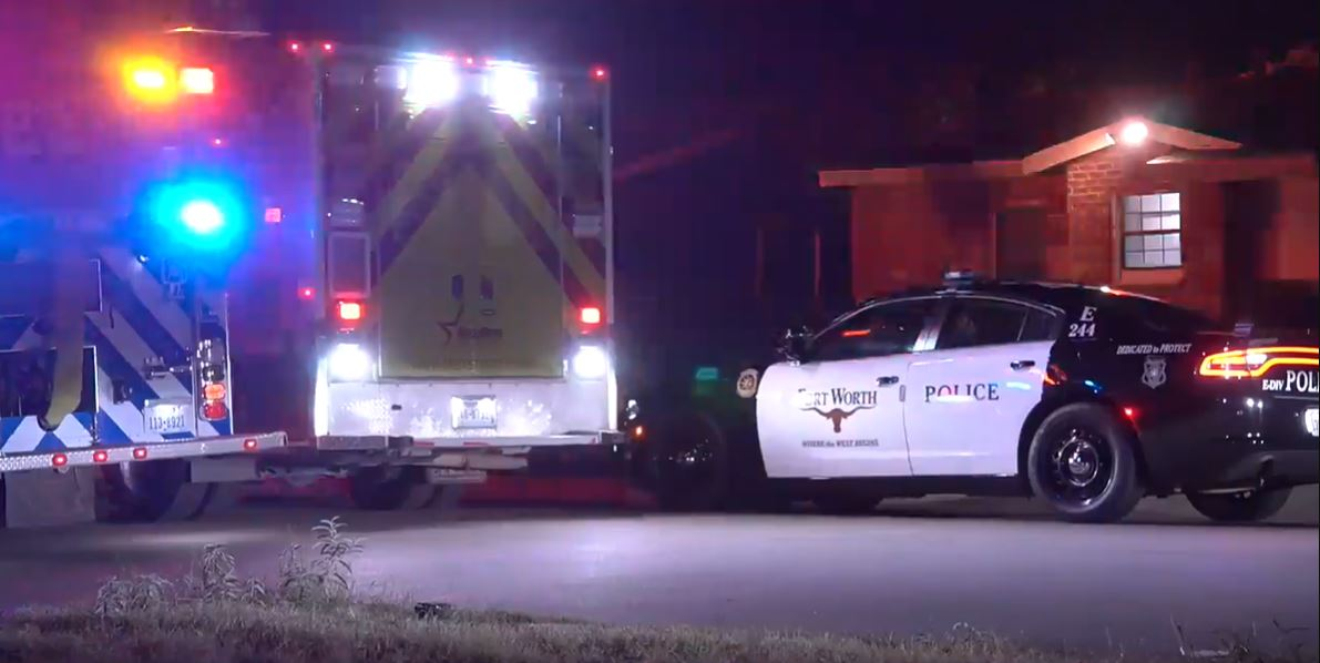 Fort Worth Woman Injured in Overnight Drive-By Shooting
