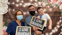 Garland Preschool Celebrates Grandparents