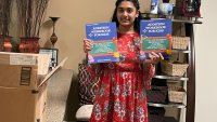 Passion for Math Inspires Teenager to Write Book