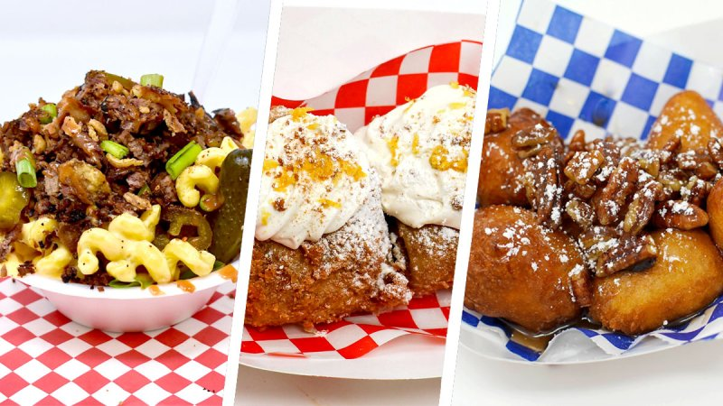 Feast Your Eyes on More Foods Offered at the 2021 State Fair of Texas