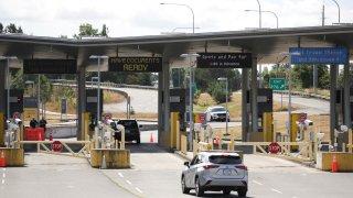 USA-Canada border