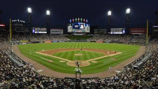 Guaranteed Rate Field Chicago White Sox