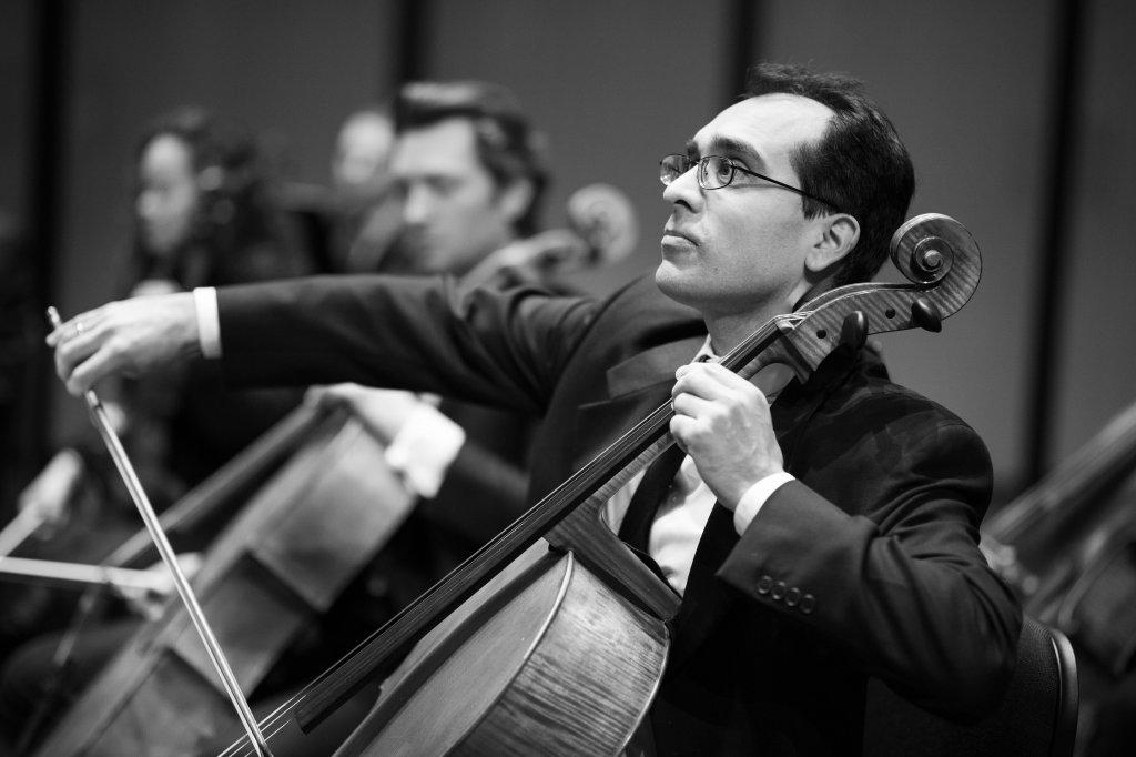 Jesus Castro-Balbi, Dallas Chamber Symphony
