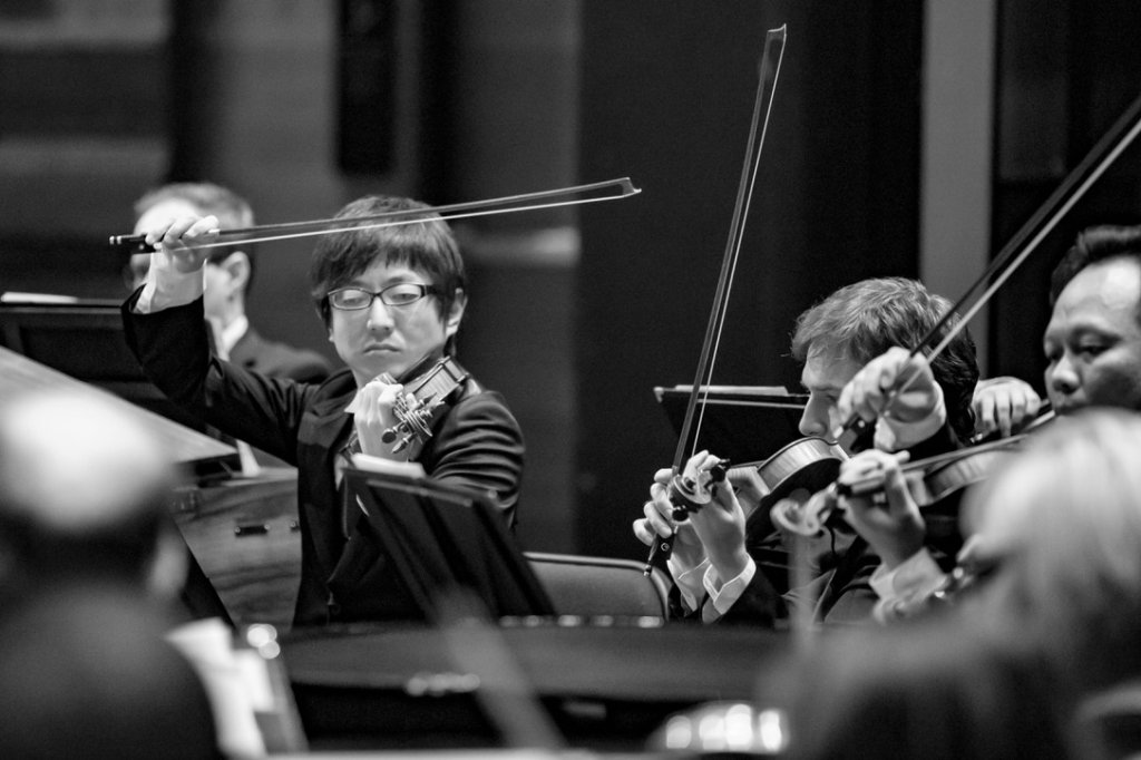 Kazuhiro Takagi, Dallas Chamber Symphony Concert Master
