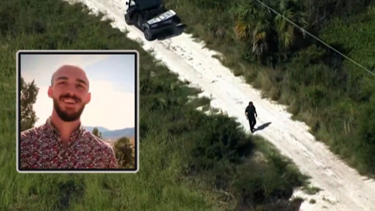Brian Laundrie Items Found at Florida Park by His Parents; Medical Examiner Responding
