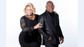 NAACP Fort Worth Tarrant County Event with David and Tamela Mann
