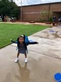 [UGCDFW-CJ-back to school]Mila's First Day in Kidergarden