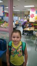 [UGCDFW-CJ]First day of 2nd grade - J. Watkins
