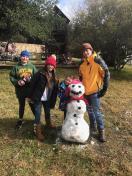 [UGCDFW-CJ-weather]Prosper snow 1/19/19