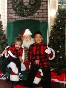 [UGCDFW-CJ-holiday]Santa melt down