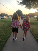 [UGCDFW-CJ-back to school]First day of school pics