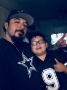 [UGCDFW-CJ-blue star]My son Diego and I