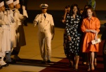 Michelle Arrives in Morocco