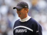 Jason Garrett's NFL Career in Pictures
