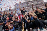 APTOPIX WWCup US Returns Home Soccer
