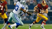 Cowboys Welcome McClain Despite Knee, Suspension Issues
