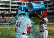 Holland Ks 11 for Texas in 6-0 Win Over O's for 3-Game Sweep