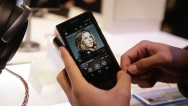 CES Gadget Show New Sony Walkman