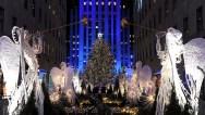 2017 Rockefeller Center Christmas Tree Lighting