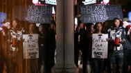 Police Shootings Protest Atlanta