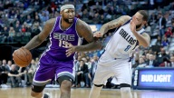 Cousins Leads Kings to Easy 120-89 Win Over Mavs