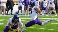 Song's Fourth Field Goal Pushes TCU Past Texas Tech