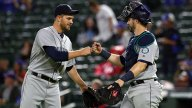 Mariners Eliminated From Race Despite Rout of Rangers