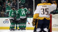 Stars Even Series With Win Over Predators After Big 1st