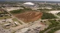 Texas Live! Construction Underway