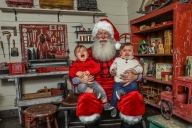 [UGCDFW-CJ-merry meltdowns]Santa Meltdown