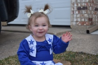 [UGCDFW-CJ-sports]Little Dallas Cheerleader