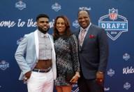 NFL Draft Football