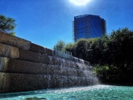 4-Fort-Worth-Water-Garden-Parque-de-fuentes-en-Fort-Worth-Texas-lugares-para-explorar