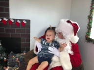 [UGCDFW-CJ-holiday]First visit with Santa