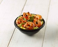 Calypso Island Shrimp Bowl by Stephen Alade (SAVORY)