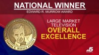 NBC 5 Wins Four National Murrow Awards