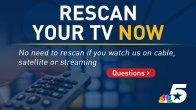 How to Rescan Your TV to Get NBC 5 With an Antenna