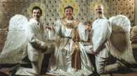 """Stage West Presents """"An Act of God"""""""