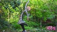 ZimSculpt Blossoms at the Dallas Arboretum