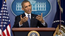 5 Key Points From Obama's Year-End Presser