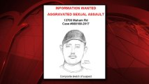 Armed Man Robs, Rapes Woman at Home; Reward Offered