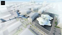 Uber, Bell, Plan for Flying Taxis Over DFW by 2020