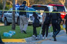 Officer Who 'Never Went in' Parkland School Shooting Suspended