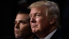 President Trump Resigned From Businesses; Sons in Charge