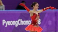 Zagitova Wins Figure Skating Gold, Edges Medvedeva