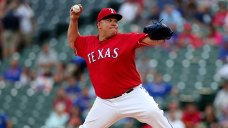 Record-Setting Colon Wins Again as Rangers Top D-Backs