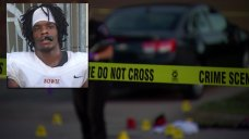 Teammates Honor Football Player Shot and Killed During Fight