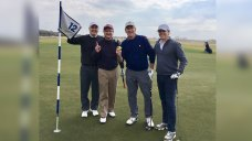 W. Hits Hole-in-One at Dallas' Trinity Forest Golf Club
