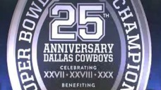 Jerry Jones Honored at Super Bowl Anniversary