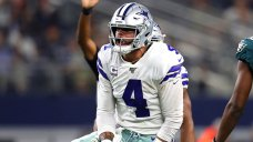Cowboys Run Over Eagles, Take 1st in NFC East With 37-10 Win